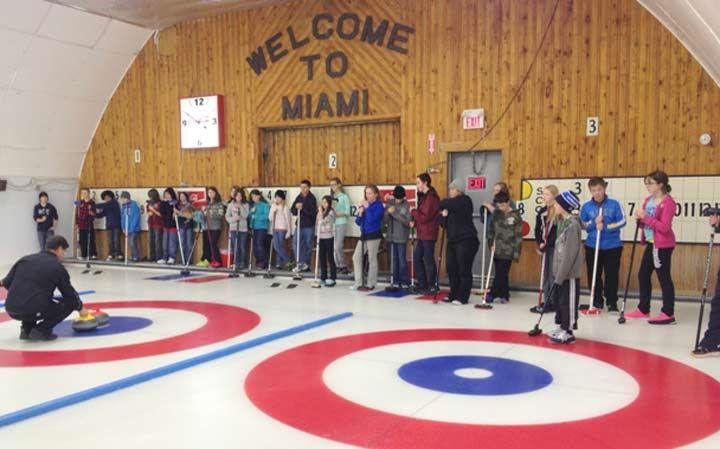 Miami Curling