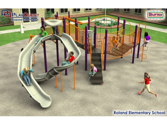 Roland Proposed Playground