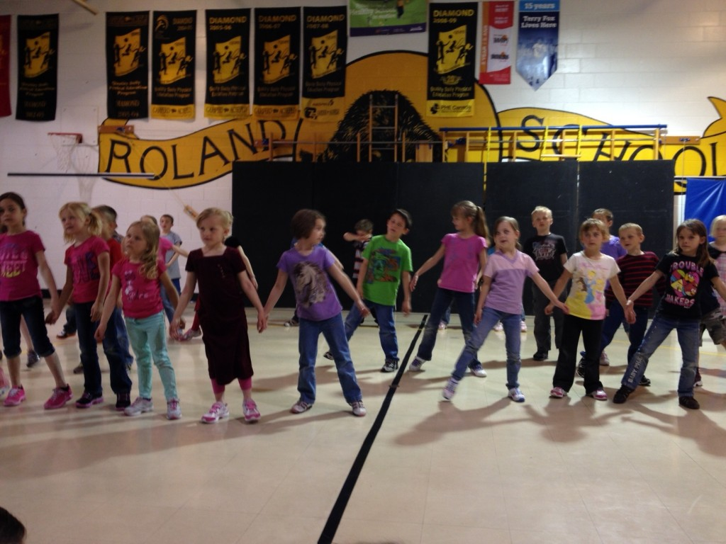 Creative Movement at Roland School