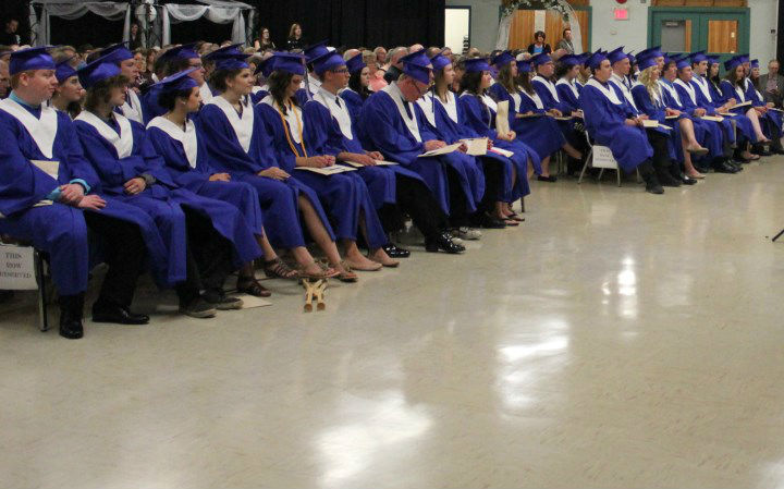 Carman Collegiate Grads