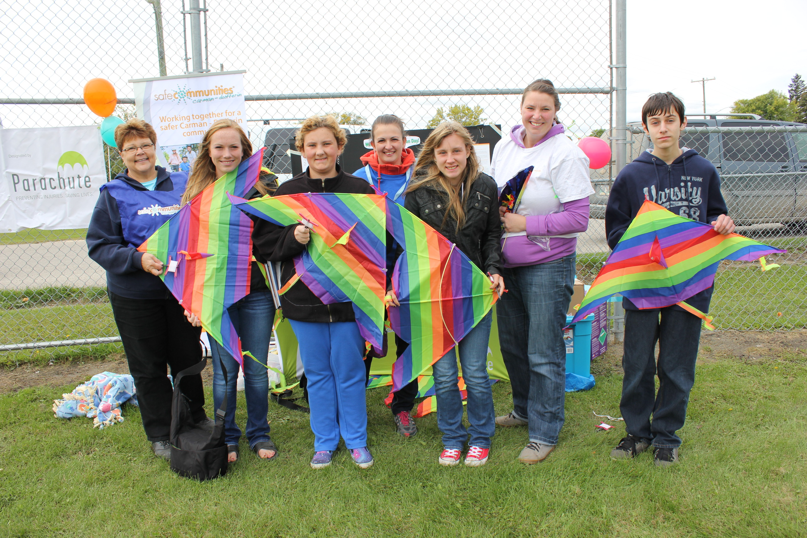 Kites for Suicide Prevention