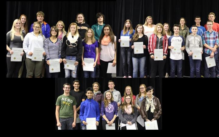 Carman Collegiate Awards Day