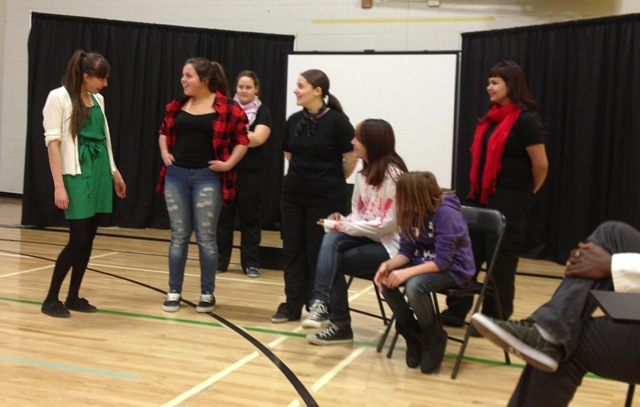 St. Laurent welcomes Drama Company