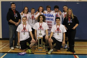 Carman Collegiate Provincial Champs