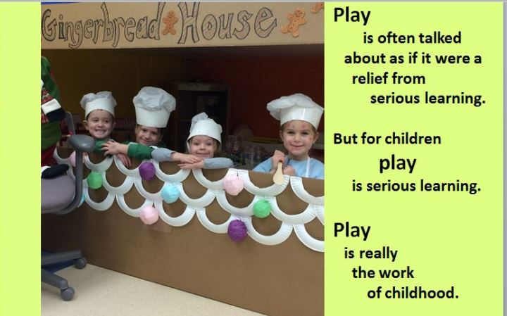 Carman Elementary students play to learn