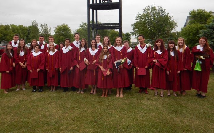 Congratulations St. Paul's Collegiate Graduates!