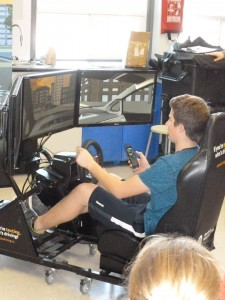 """MPI's Texting and Driving simulator """"drove"""" an important point home for those who tried it – just don't do it"""