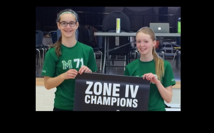 Miami Students are Zone IV Champions and MHSAA Athletes of the Week