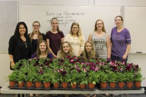 Carman Collegiate Philanthropy Group