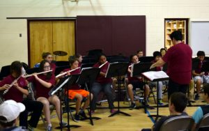 St. Paul's Grade 7 and 8 Band 1-001