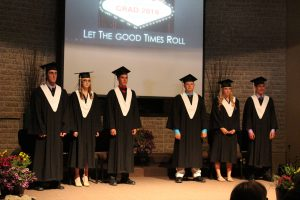 Elm Creek School Graduates2