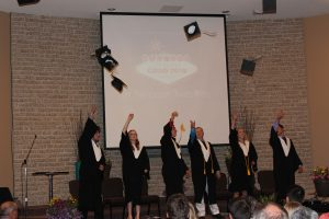Elm Creek School Graduates