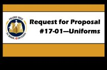 Request for Proposal #17-01