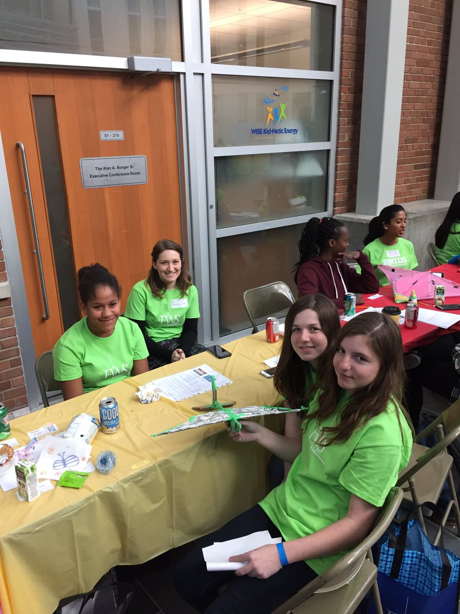 Miami female grade 8 students attend the Make your Move event at the U of M