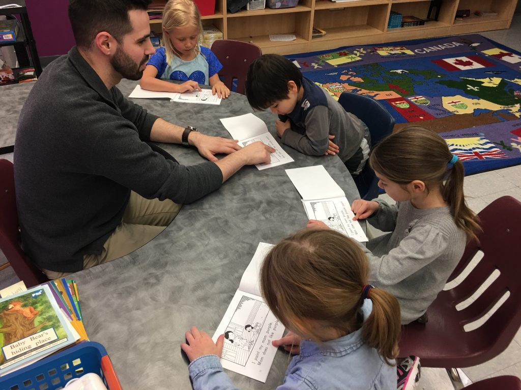 Roland Kindergarten Readers