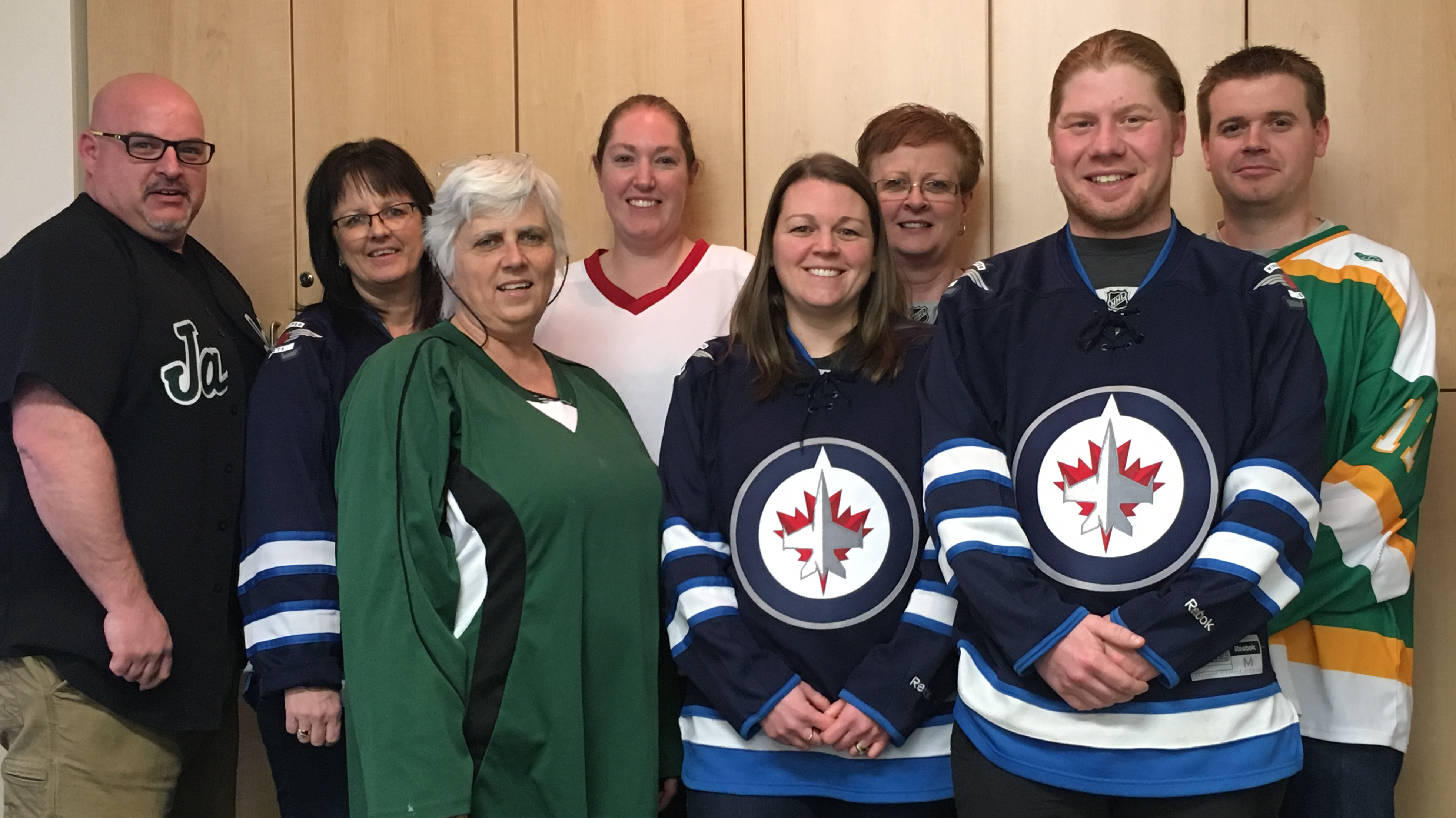 Hutterian Colony Staff Jersey Day