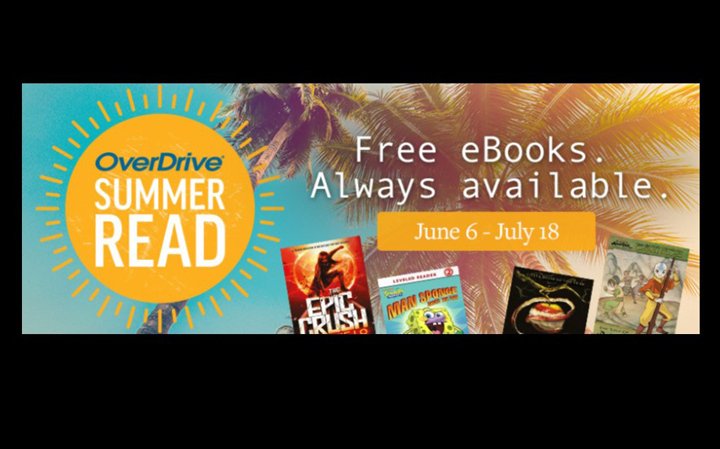 OverDrive Summer Reading