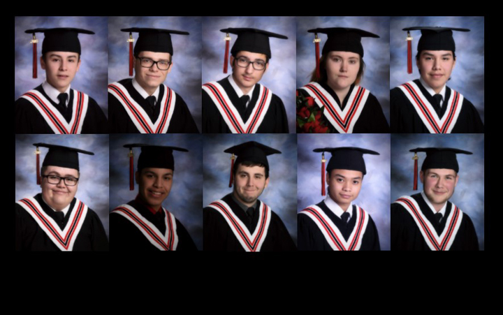 St. Laurent School Grads