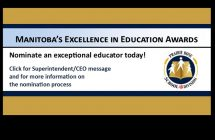 Nominate an exceptional educator