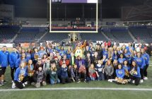 St. Paul's Collegiate at Bombers Game