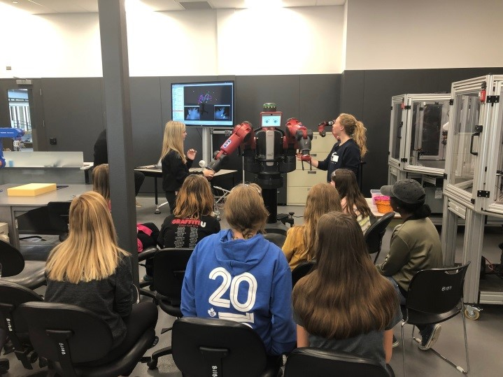 Young Women in Technology Conference  2