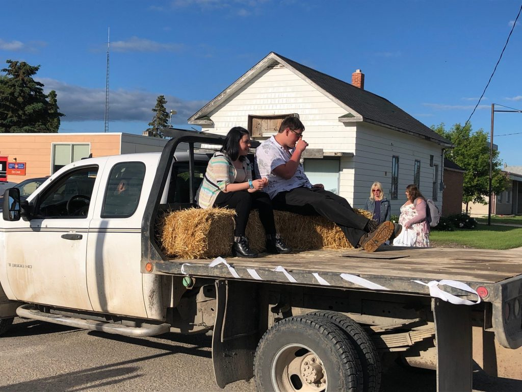 Elm Creek Grad Parade 21