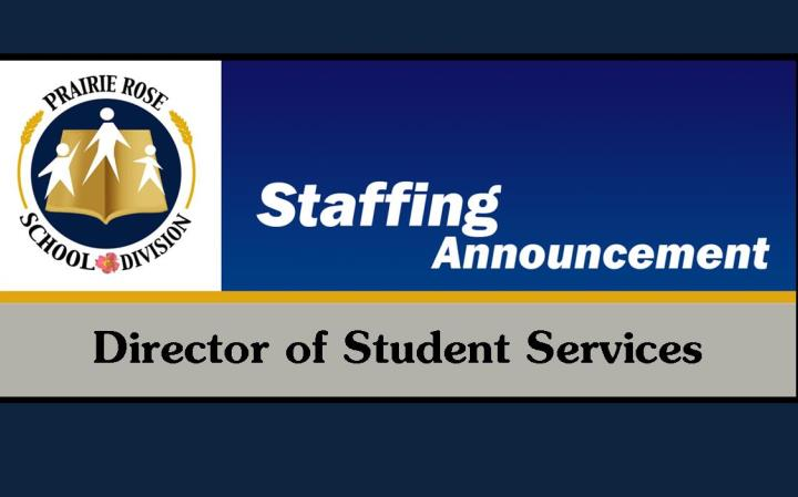 Staffing Announcement