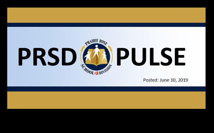 PRSD Pulse posted June 10, 2019