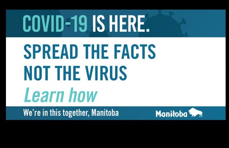 Spread Facts, Not the Virus